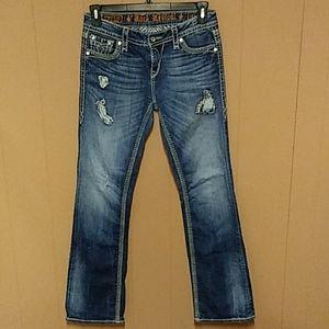 Rock Revival Vivian easy boot size 28 (30x32)